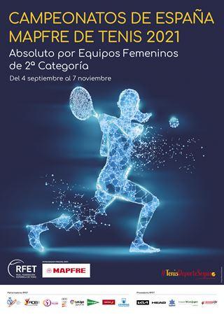 Campeonato de España Absoluto por Equipos Femeninos 2ª Categoría 2021