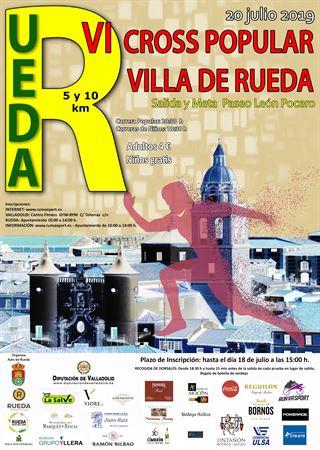 6ª Cross Popular Villa de Rueda