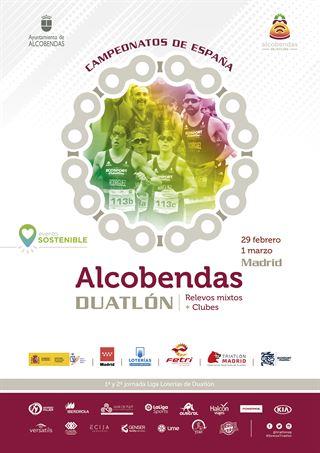 Campeonato de España de Duatlón por Clubes - Alcobendas