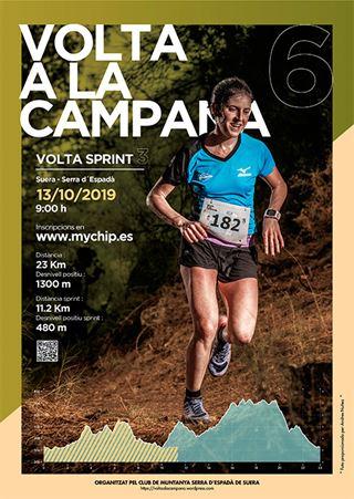 VI Volta a la Campana & III Volta Sprint, Sueras