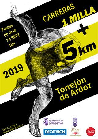 5 Km de Torrejón de Ardoz