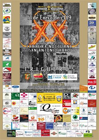 XX CARRERA NOCTURNA SAN ANTONIO ABAD TRIGUEROS