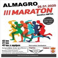 MARATON DE ALMAGRO