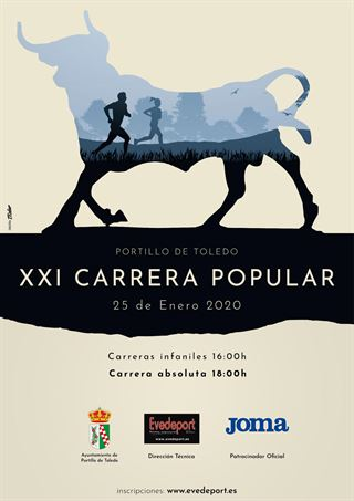 XXI CARRERA POPULAR URBANA PORTILLO DE TOLEDO