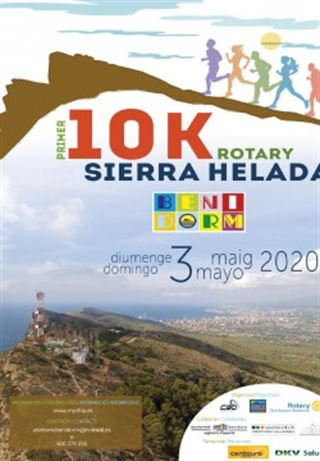 10K ROTARY PARQUE NATURAL SIERRA HELADA