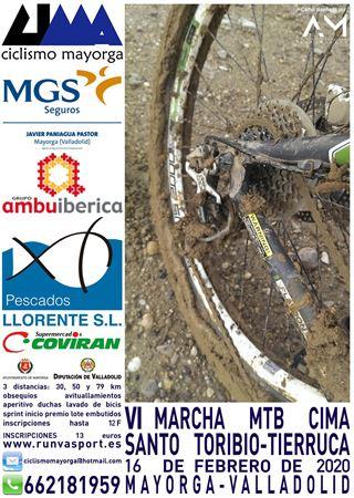 6ª Marcha MTB Cima Mayorga de Campos
