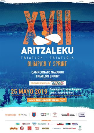 XVII Triatlón Aritzaleku 2019