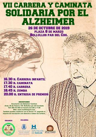 VII Carrera caminata Solidaria a favor del Alzheimer-2