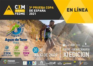 Copa de España CXM Línea FEDME 2021, XI Aguas de Teror Trail - Desafío de los Picos