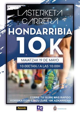 HONDARRIBIA 10K