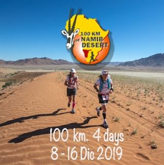 100km of Namib Desert-2019