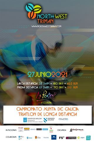 LISTA ESPERA TRIATLON MEDIA DISTANCIA NORTHWEST TRIMAN