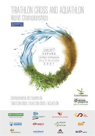 Campeonato de España y Campeonato del Mundo de Triatlón Cros - El Anillo (Cáceres)