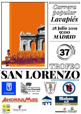 XXXVII TROFEO SAN LORENZO