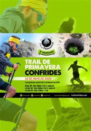Trail de Primavera, Confrides 2021