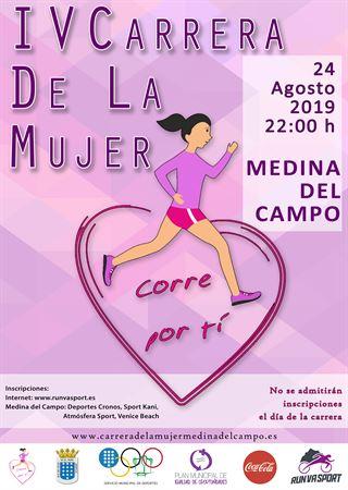 IV Carrera de la Mujer de Medina del Campo