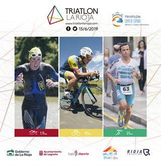 Triatlón de La Rioja 2019