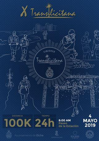 10ª TRANSILICITANA 2019