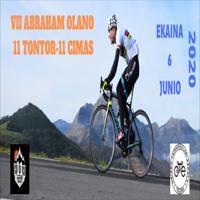 ABRAHAM OLANO MARTXA ZIKLOTURISTA-11 TONTOR