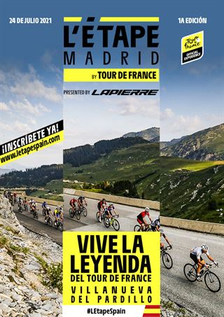 L'Étape Madrid by Tour de France Presented by Lapierre