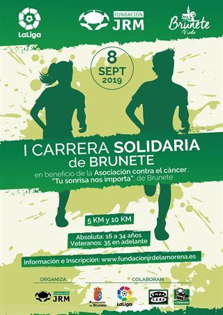 I Carrera Solidaria de Brunete