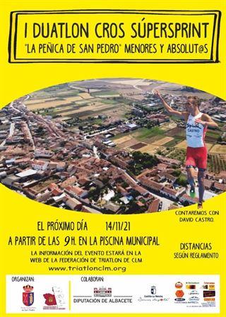 I DUATLON CROS SUPERSPRINT SAN PEDRO 21 -LA PEÑICA