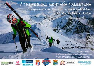 Campeonato de Castilla y León de Skimo Individual-Trofeo Montaña Palentina