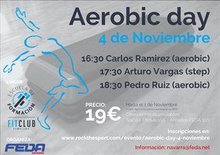 Aerobic Day 4 noviembre