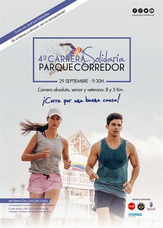 IV CARRERA SOLIDARIA PARQUE CORREDOR