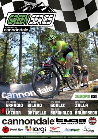 GREEN SERIES XCO Powered by Cannondale 2021
