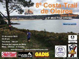 "8º Costa Trail Oleiros ""Seixo Branco"""