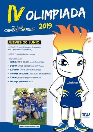 IV Olimpiada Club Corredores