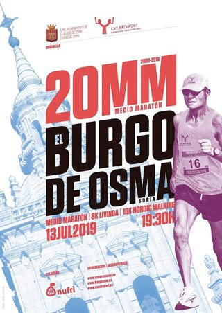 XX Medio Maratón El Burgo de Osma