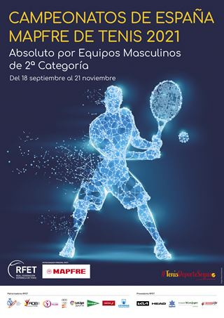 Campeonato de España Absoluto por Equipos Masculinos 2ª Categoría 2021