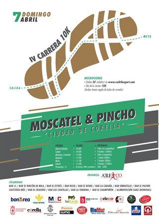 IV carrera moscatel & pincho ciudad de Corella