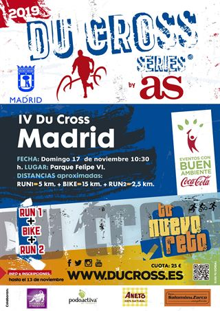 IV DU CROSS Madrid
