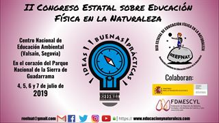 II Congreso Estatal sobre Educación Física en la Naturaleza