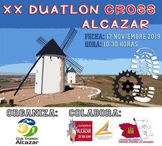 XX DUATLÓN CROS ALCAZAR DE SAN JUAN
