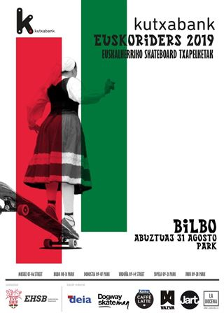 Circuito Vasco Skateboard - 31-agosto - bilbao-2019