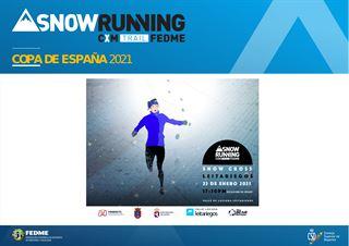 Copa de España Snowrunning FEDME - Snowcross Leitariegos, León