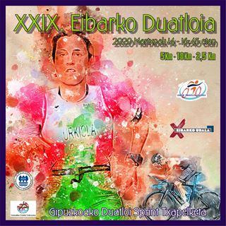 XXIX DUATLON DE EIBAR-2020-XXIX EIBARKO DUATLOIA