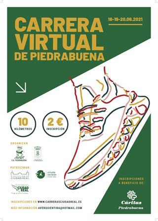 Carrera Virtual de Piedrabuena