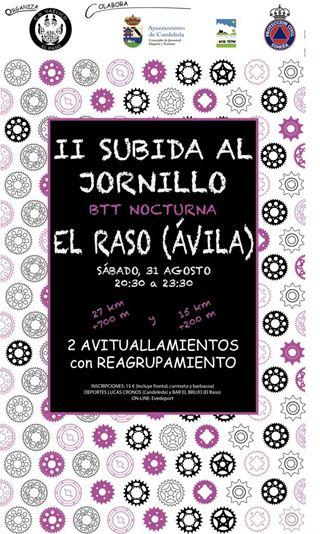 II SUBIDA AL JORNILLO-EL RASO