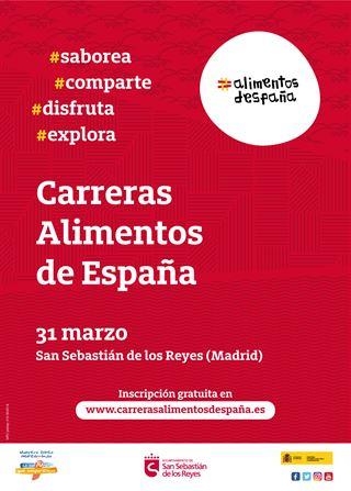 Carreras Alimentos de España - Madrid