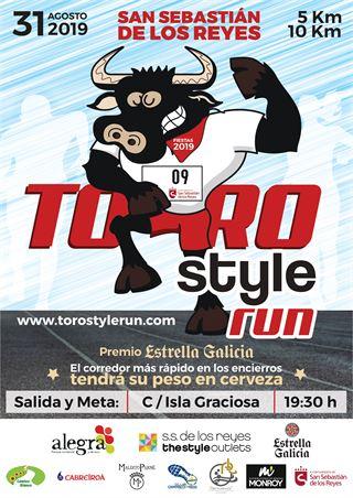 Toro Style Run