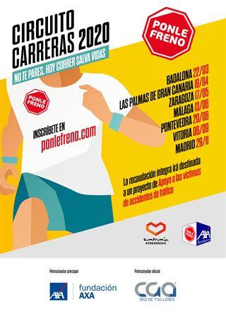 PONLE FRENO MADRID 2020