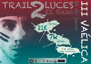 "TRAIL A 2 LUCES ""III VAÉLICA"""