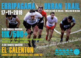 Erripagaña Urban Trail 2019