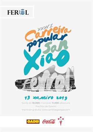 XXXVI CARREIRA POPULAR SAN XIAO