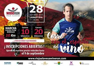 Wine Run Rioja Alavesa 2019